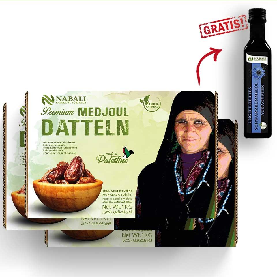 Medjoul Datteln 3x1 KG