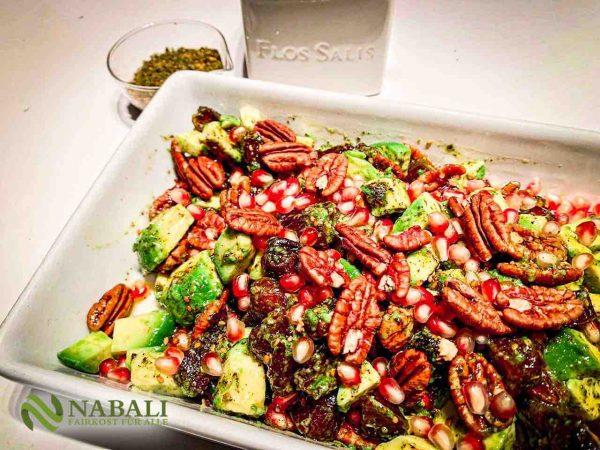 Medjoul Dattel Salat